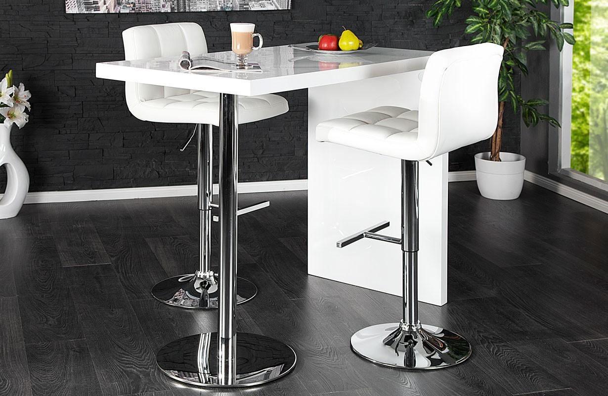 k chen hochtisch mit st hlen barm bel bartisch 135x70. Black Bedroom Furniture Sets. Home Design Ideas