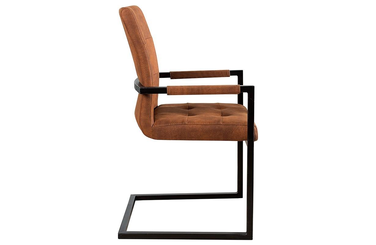 designer stuhl university brown bei nativo mobel schweiz