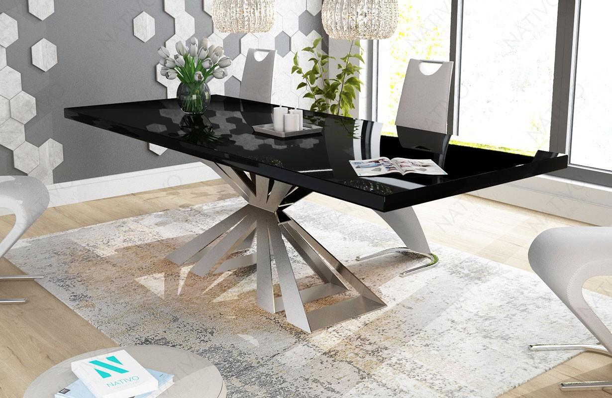 M bel design esstisch couchtisch buche hohenverstellbar for Design tisch hohenverstellbar