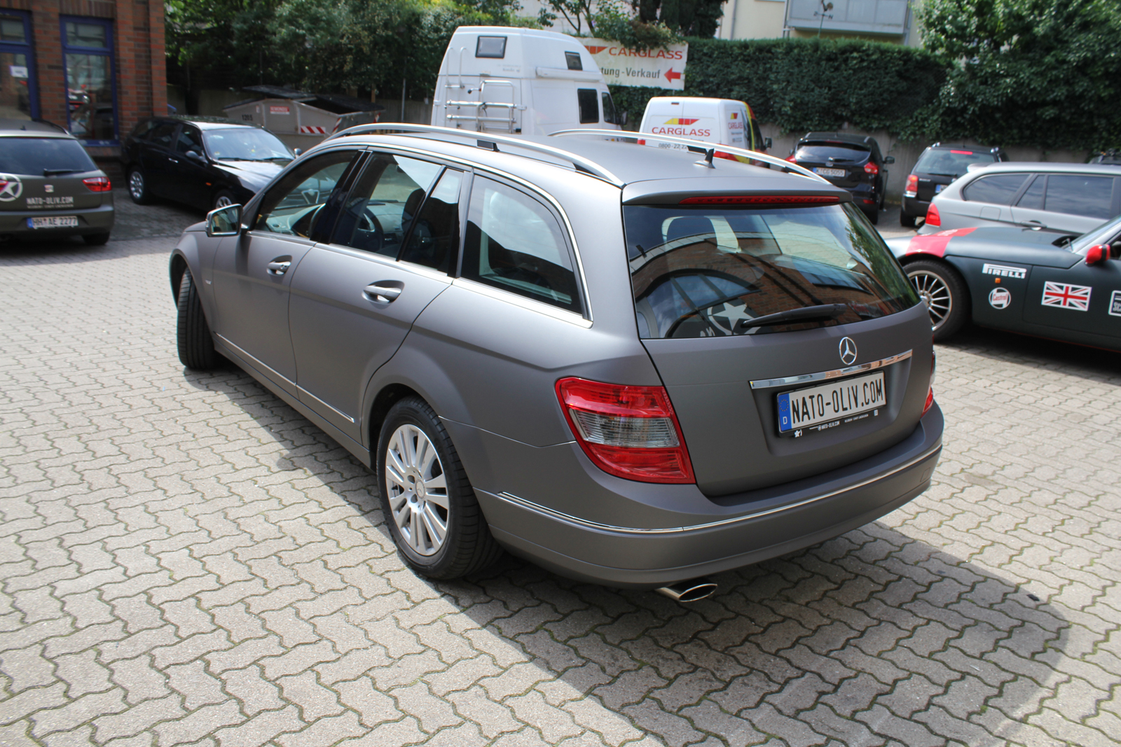 Anthrazit Matt Metallic Lack Farbcode Mercedes E-klasse In Anthrazit Matt Metallic | Nato-oliv.com