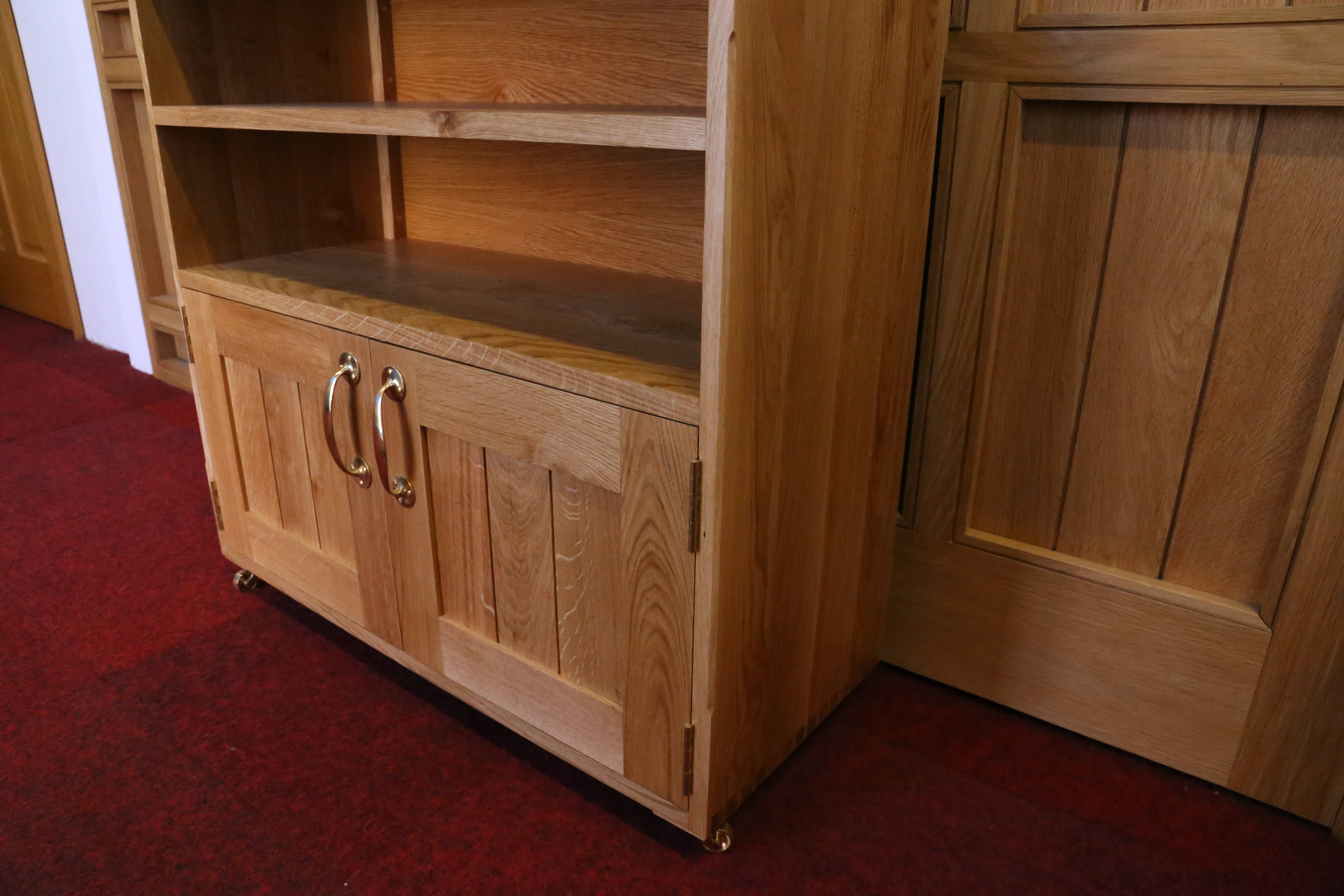 Kitchen Cabinets Solid Wood Construction Solid Oak Cabinet Dovetail Construction Products In