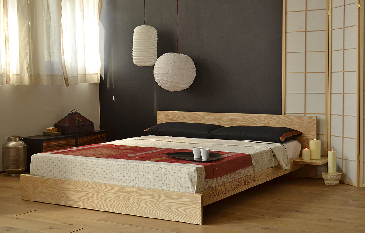 Very Low Bed Japanese Beds And Bedroom Design Inspiration Natural Bed