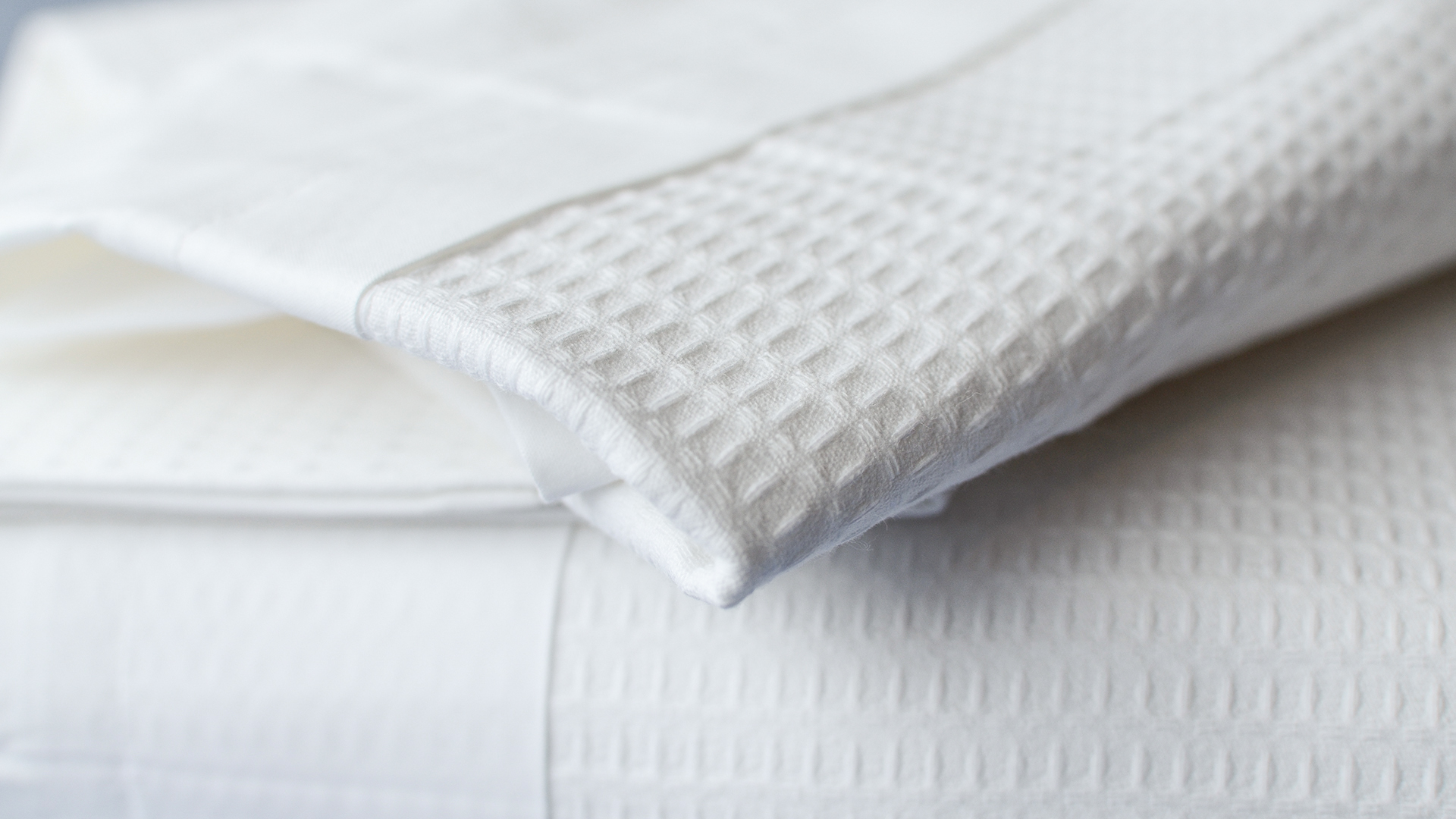 Sofa Bed Latex Mattress Waffle Cotton Bedding | Pure Cotton Bedding | Natural Bed