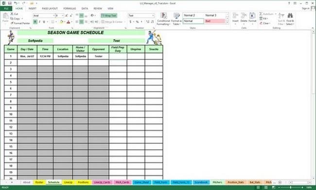 Statistics Template Excel - mandegarinfo