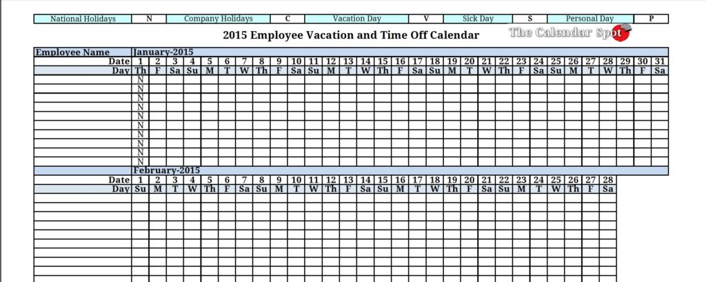 Free Online Employee Attendance Tracker And Employee Attendance - attendance tracking template