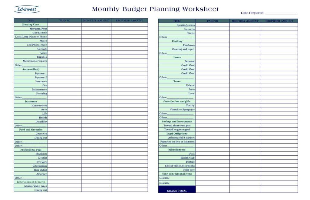 Online Budget Planner Calculator Natural Buff Dog