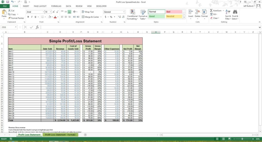 template income and expenditure form - Akbagreenw