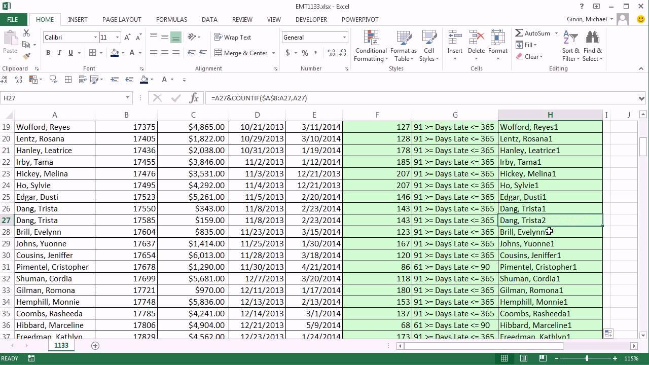 accounts payable tracking spreadsheet