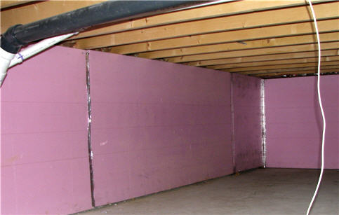 Floor And Crawl Space Insulation Naturalgasefficiencyorg