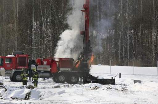 Josh Fox - Owego incident methane migration
