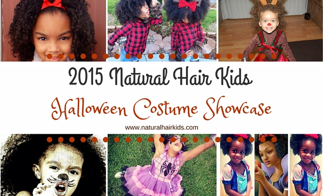 halloween costume ideas for kids with natural hair