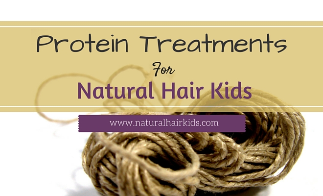 Protein Treatments for Kids with Natural Hair
