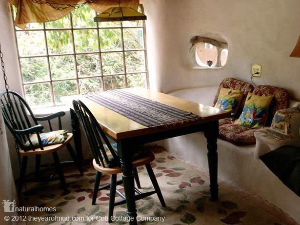 A Collection Of Six Cob Home Interiors Around The World