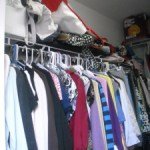 Closets and Wardrobe – Project: Simplify