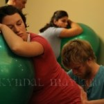 The Double Hip Squeeze – Comfort During Labor