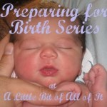 Preparing for Birth: Birth Support