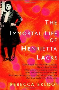 "Cover of ""The Immortal Life of Henrietta ..."