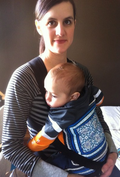 Hmong Baby Carrier: A Little Bit of All of It