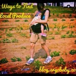 Eight Ways to Find Local Produce
