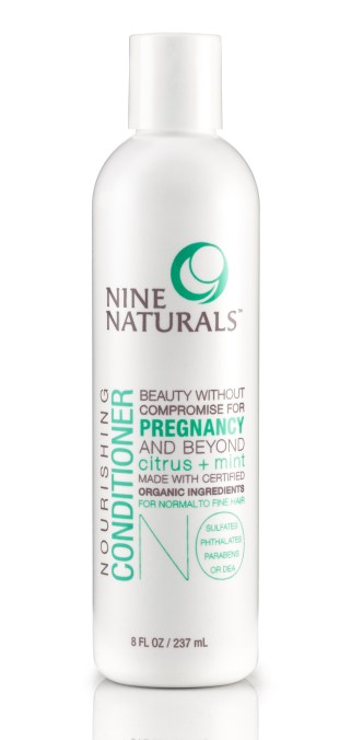 Nine Naturals Citrus + Mint Nourishing Conditioner