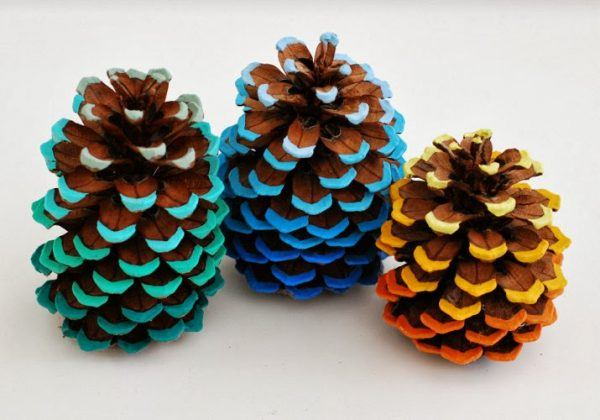 Youtube Wanddeko Selber Machen 15 Beautiful Pine Cone Crafts To Make Stunning Home Decor