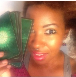 I'm doing Angel Guidance readings from home yey :-)