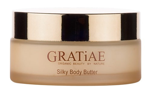 Product Review: Gratiae Organics Silky Body Butter
