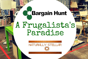 Bargain Hunt | A Frugal Chicks Paradise | Naturally Stellar