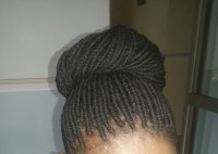 My Yarn Protective Braids