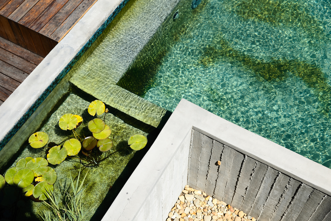 Pool Sandfilterpumpe Pure Eco Our Projects Natural Swimming Pools Australia