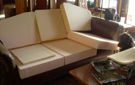 How To Choose Cushion Foam For Upholstery