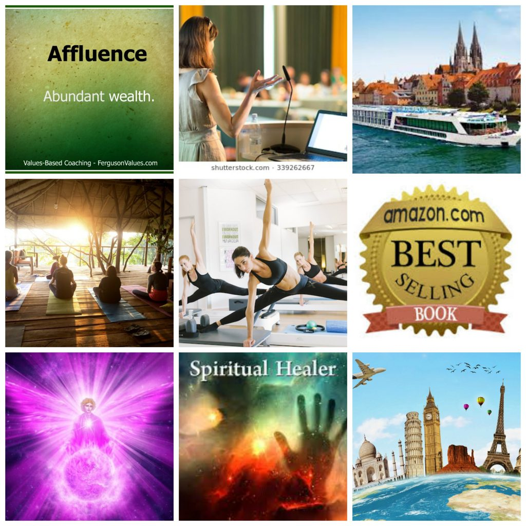 Feng Shui Bagua Vision Board An Entirely Fresh Take On Creating A Vision Board With A