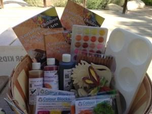 eco art supplies sales