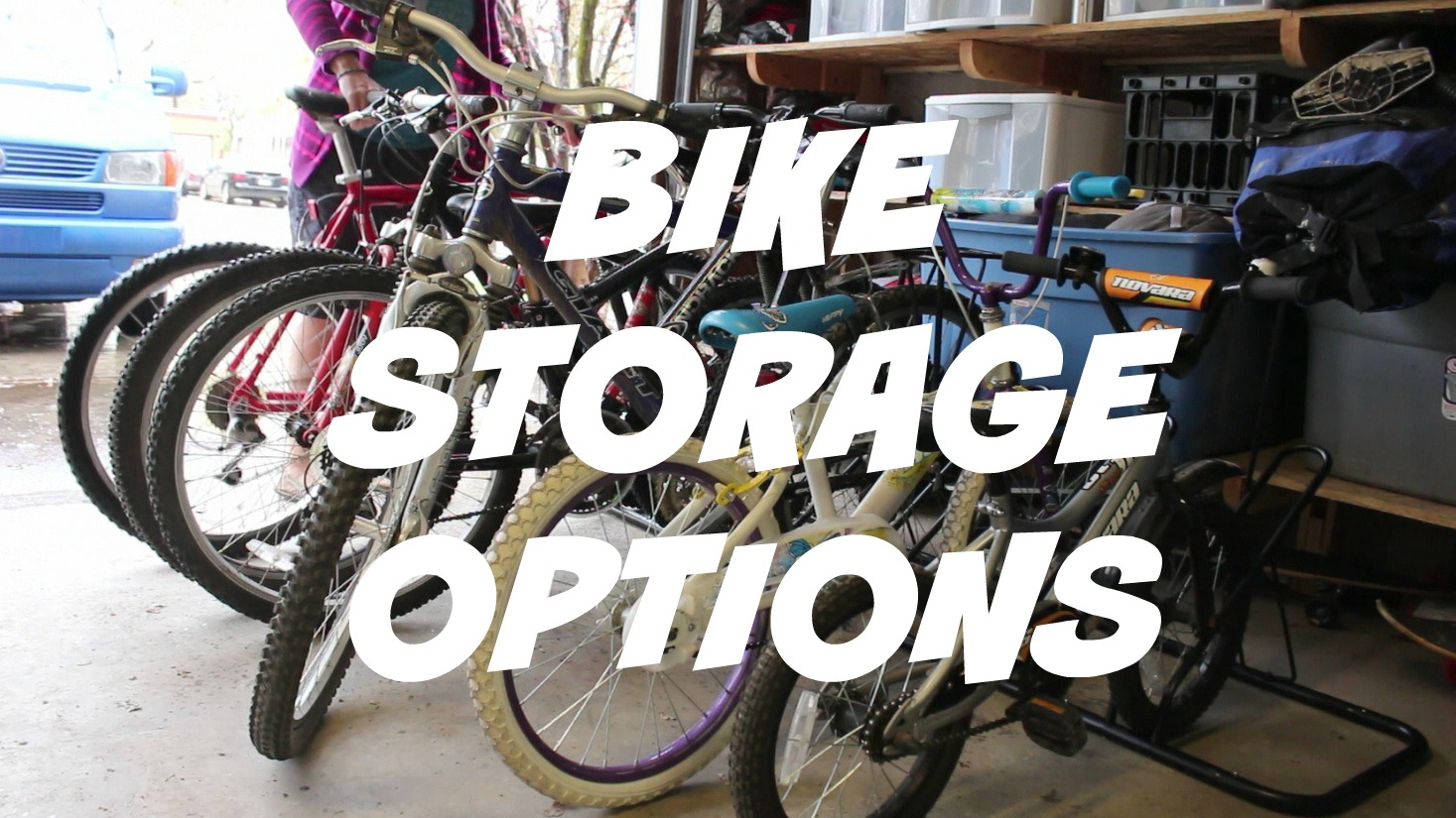 Best Bike Storage For Garage Storage Options For Bike Hoarders Nature For Kids