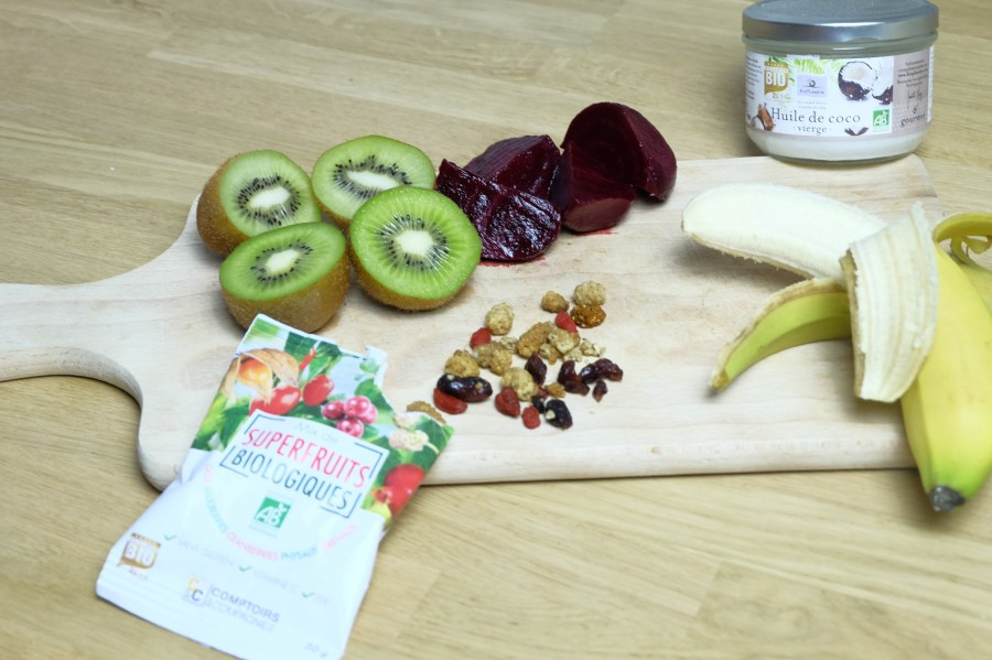 SMOOTHIE ENERGETIQUE FRUITS
