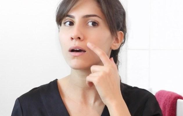 routine anti acne