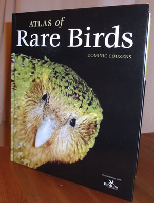 Atlas of Rare Birds