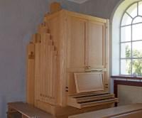 Glaumbaejarkirkja (Glaumbaer Church) Wooden Pipe Organ ...
