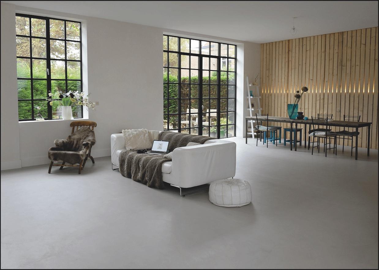 Vinyl bodenbelag betonoptik pvc boden betonoptik beauflor