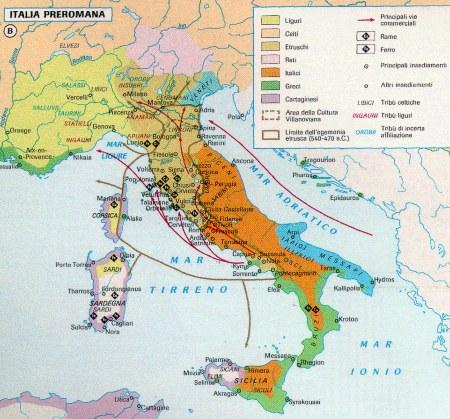 Genetica Delle Popolazioni Italiane