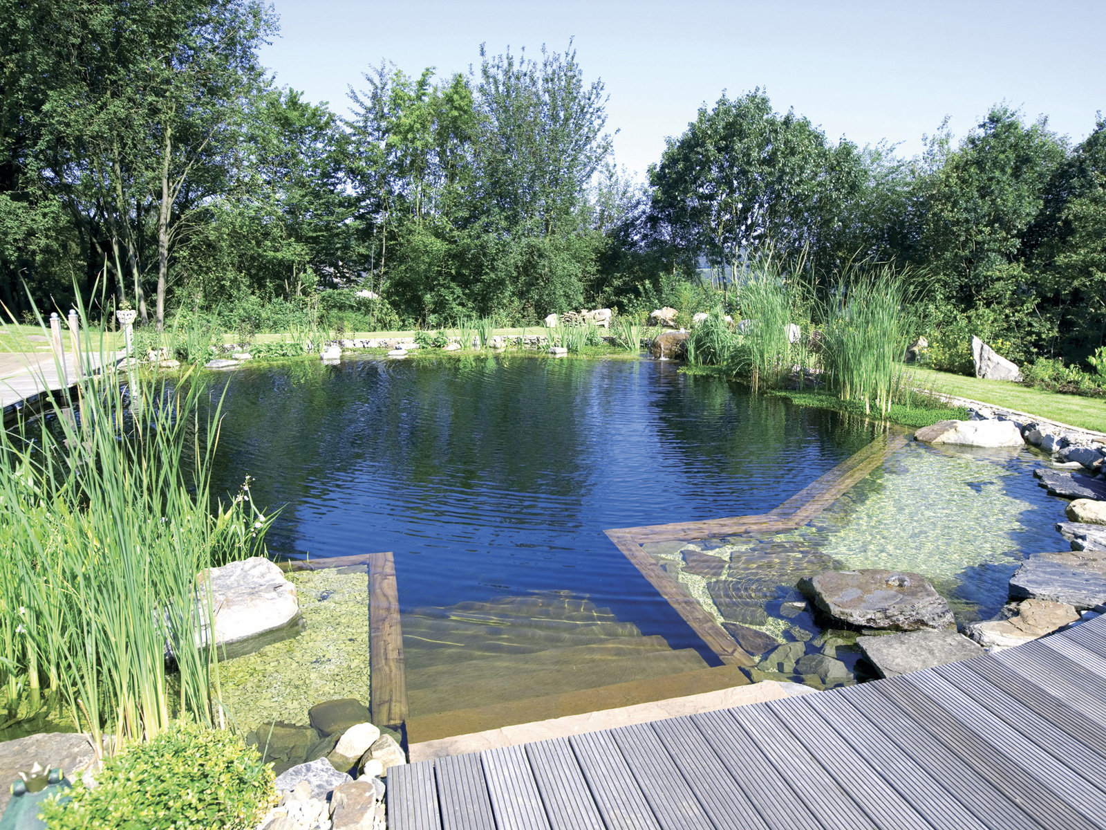 Pool Bauen Lassen Polen Home Naturpool Pool De