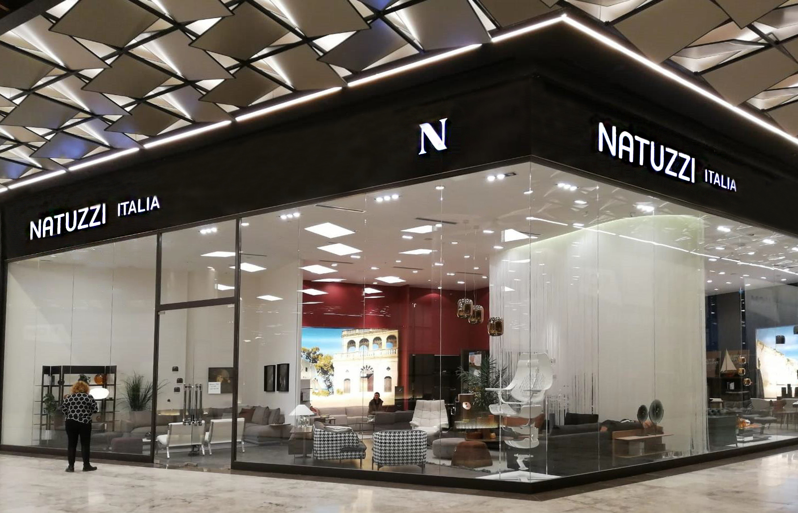 Natuzzi Italia Inaugurates A New Store In Istanbul Natuzzi Press Room