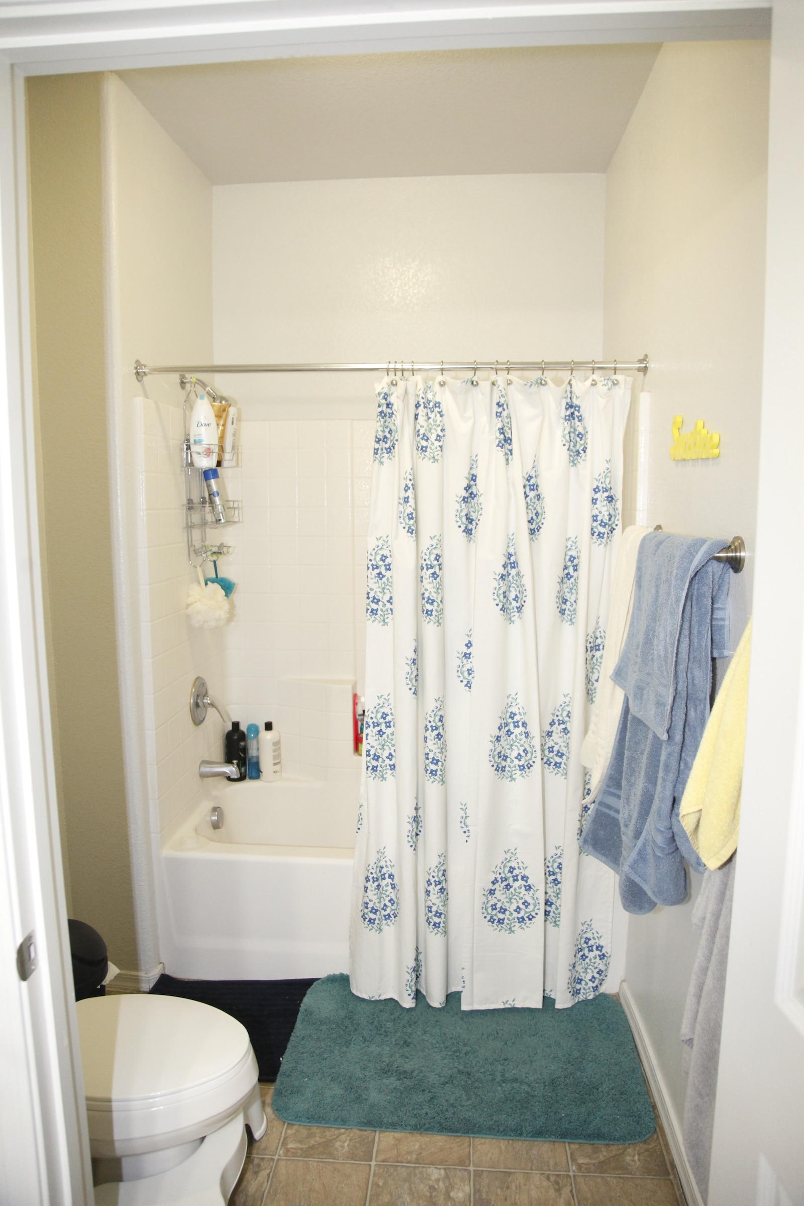 Apt 9 Shower Curtain Residence Hall Mckay Village Housing Residence Life