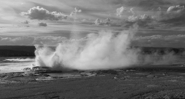 'Geyser' copyright Andrew Hodgson 2013