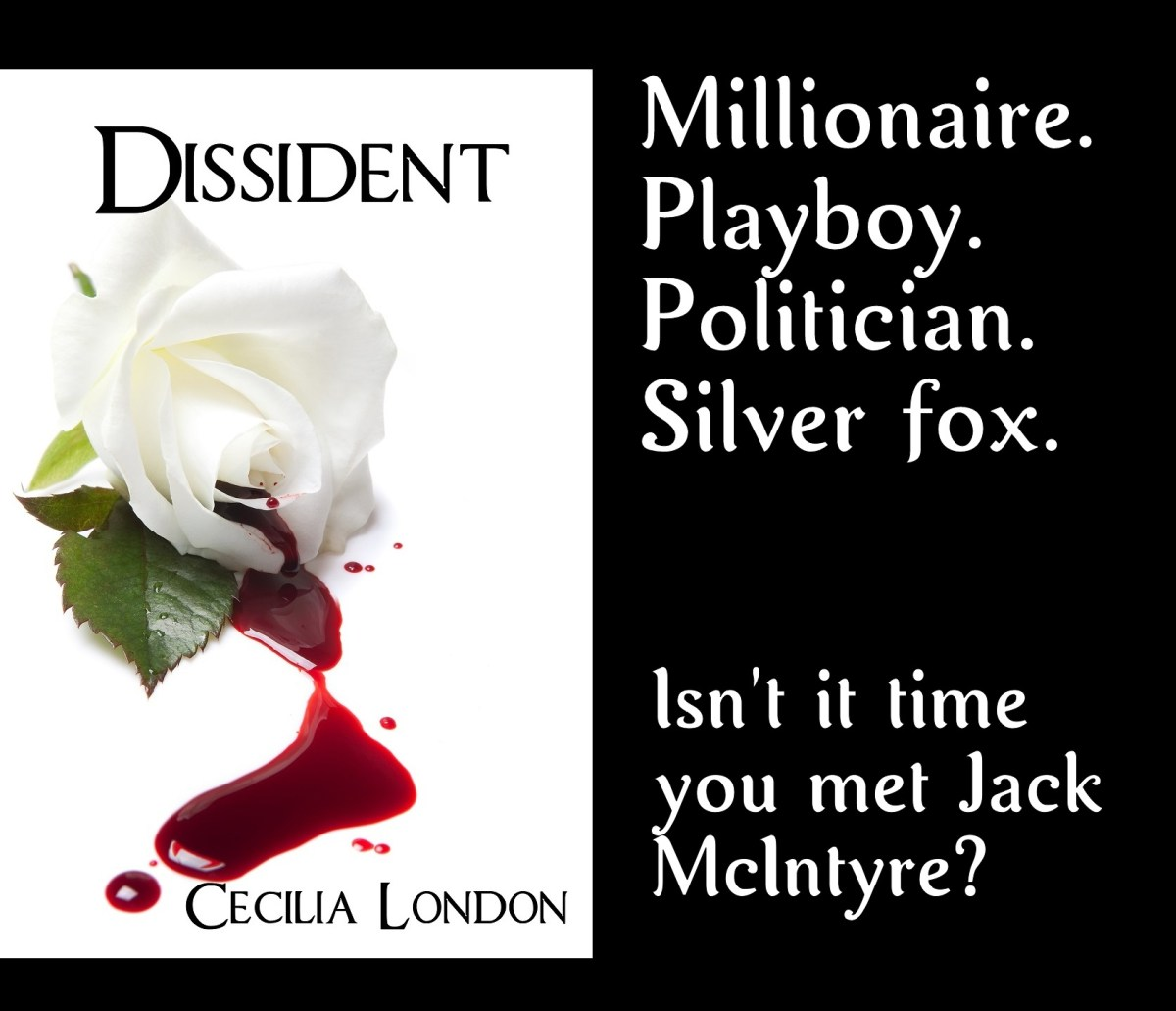 #freebook Dissident by Cecilia London