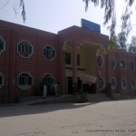 front of civil hospital khanewal