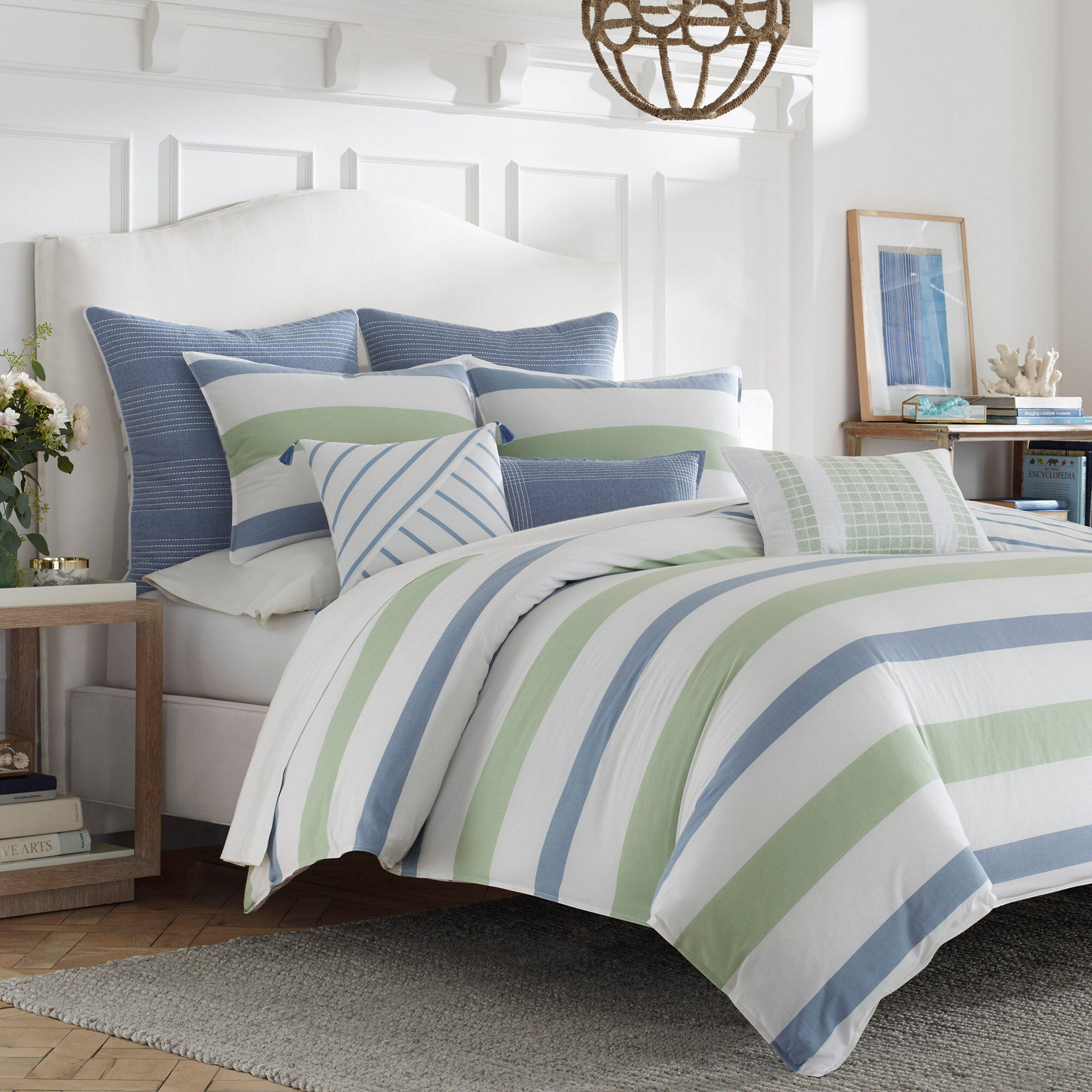 Duvet And Comforter Sets Norwich Blue Comforter Set