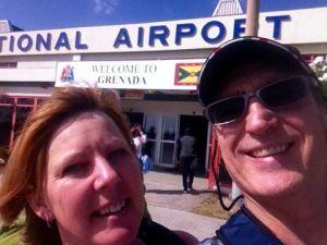 Arriving in Grenada