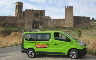Al volante de Navarra Excursiones