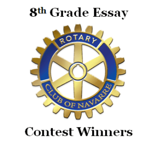 8th grade essay contest